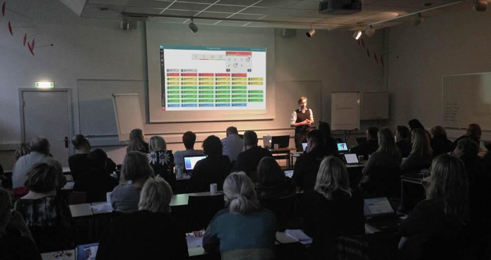ERFA-møde i CSC's regi om samarbejde og integration