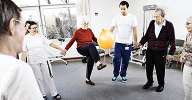 Geriatriske ambulatorier: Optimering af arbejdsgange