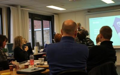 Kursus i arbejdsgangs-analyse og design